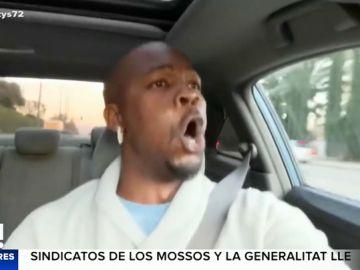 La increíble versión de un barítono de 'El barbero de Sevilla' al ritmp de rap