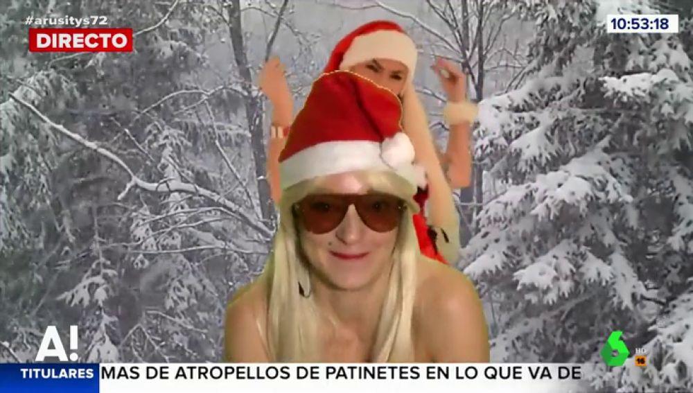 Leonor Lavado se mete en la piel de Leticia Sabater