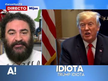 El Sevilla explica por qué al poner en Google 'idiota' aparece el nombre de Donald Trump