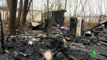Seis personas mueren en el incendio de una casa de madera albergada por sin techo y refugiados en Varsovia