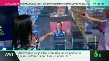 Con antecedentes penales, desorganizados y con largas carreras delictivas: estas son las similitudes de Bernardo Montoya y 'El Chicle'