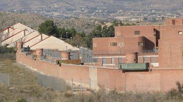 Cárcel de Fontcalent, en Alicante.