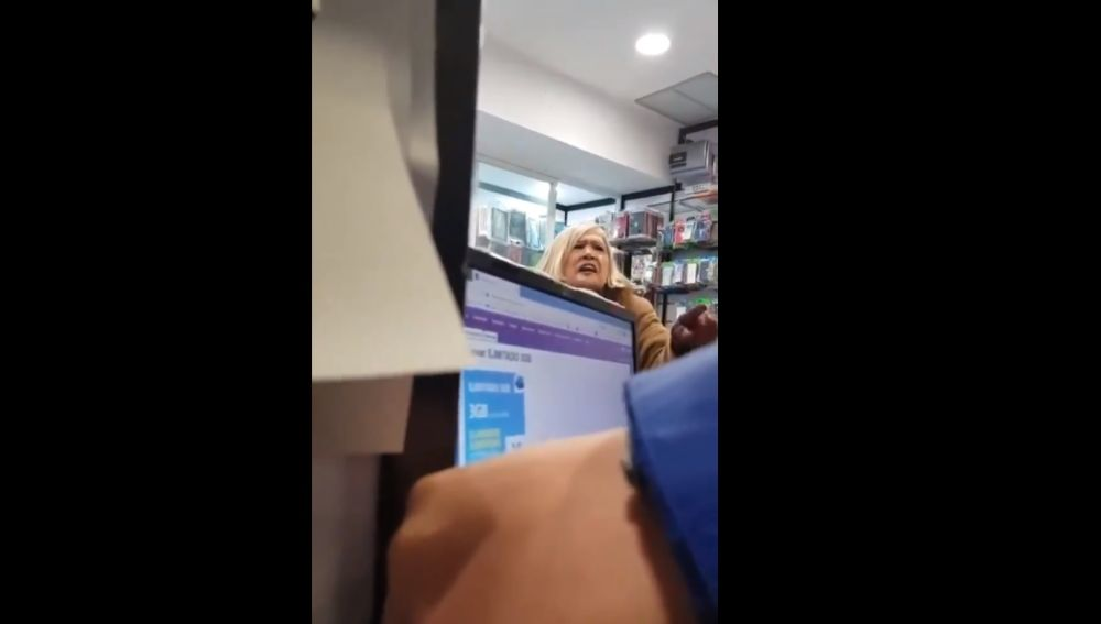Incidente racista en Madrid