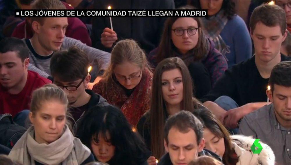 Madrid se prepara para recibir a los 15.000 jóvenes de Taizé, la organización religiosa fundada en los 40 que luchó contra el fascismo