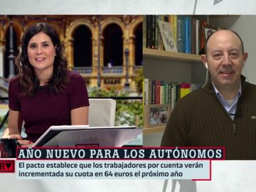 """Gonzalo Bernardos, sobre el nuevo acuerdo para los autónomos: """"El Gobierno ha hecho electoralismo, pero estas cuentas no se sostienen"""""""