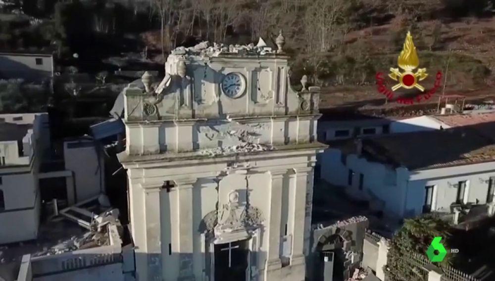 El Gobierno italiano declarará estado de emergencia en Sicilia