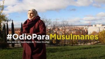 Odio para musulmanes