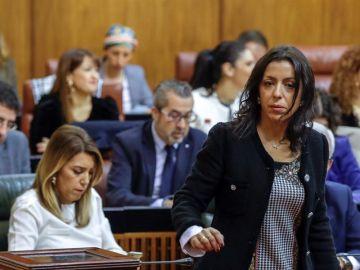 La diputada almeriense de Ciudadanos Marta Bosquet