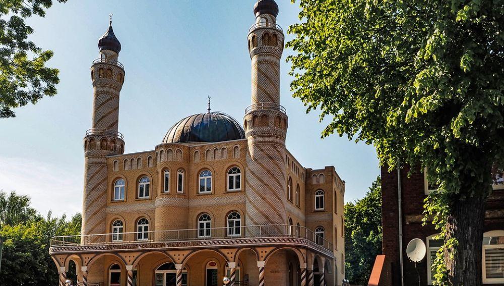 Imagen de archivo de una mezquita