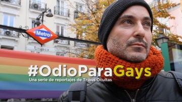 #OdioParaGays