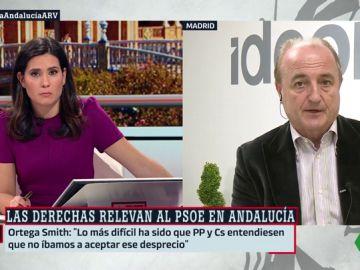 """Miguel Sebastián: """"Es sorprente que Ciudadanos, que se considera un partido de centro, haya alcanzado un pacto de tapadillo con la extrema derecha"""""""