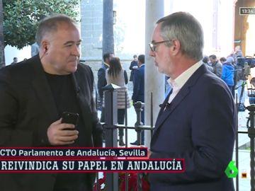 """Villegas rechaza pactar con Vox: """"Ciudadanos no estará en otro escenario que no sea una coalición única con el Partido Popular"""""""