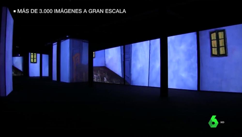 'Van Gogh Alive', una exposición que ya ha recorrido más de 40 países
