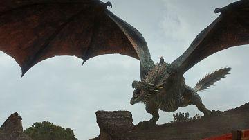 Drogon de 'Juego de Tronos'