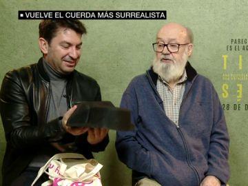 Pedimos a José Luis Cuerda y a los actores de 'Tiempo después' que nos expliquen el argumento de la película con objetos
