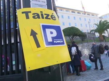 Llegan a Madrid los 15.000 jóvenes cristianos de Taizé: así pasarán la Nochevieja en España