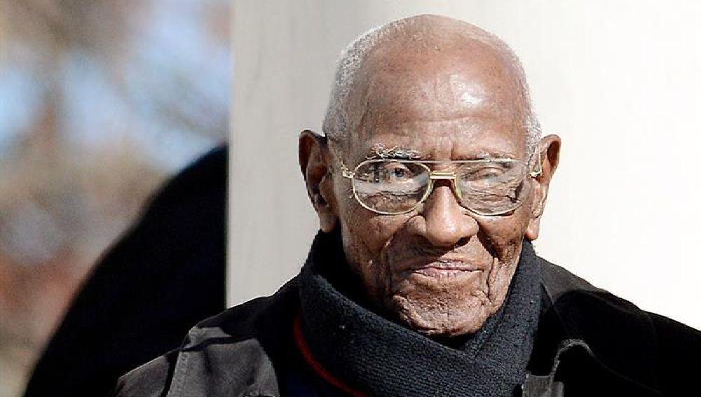 Muere a los 112 años el hombre más viejo de EEUU
