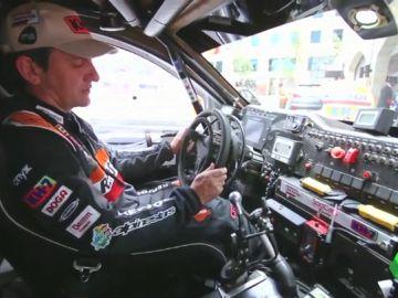 """Isidre Esteve se prepara para un nuevo reto en el Dakar: """"Por debajo de la altura del pecho no tengo control muscular"""""""