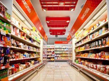 Un supermercado Dia
