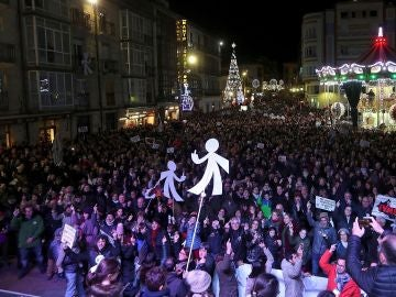 Manifestación en Soria