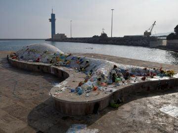 La Ballena homenaje a Gabriel Cruz en Almería