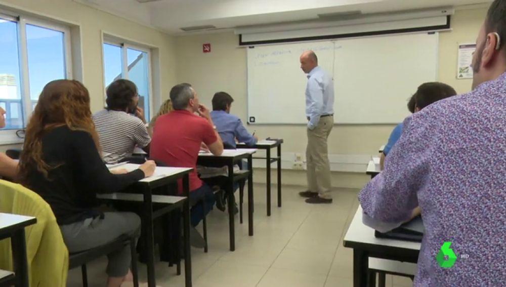 Academia de formación de oposiciones