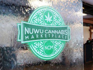 Imagen del logo de 'Nuwu Cannabis Marketplace'
