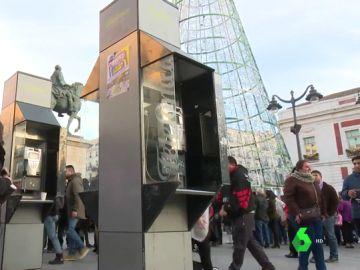 Fin de las Cabinas de teléfono públicas