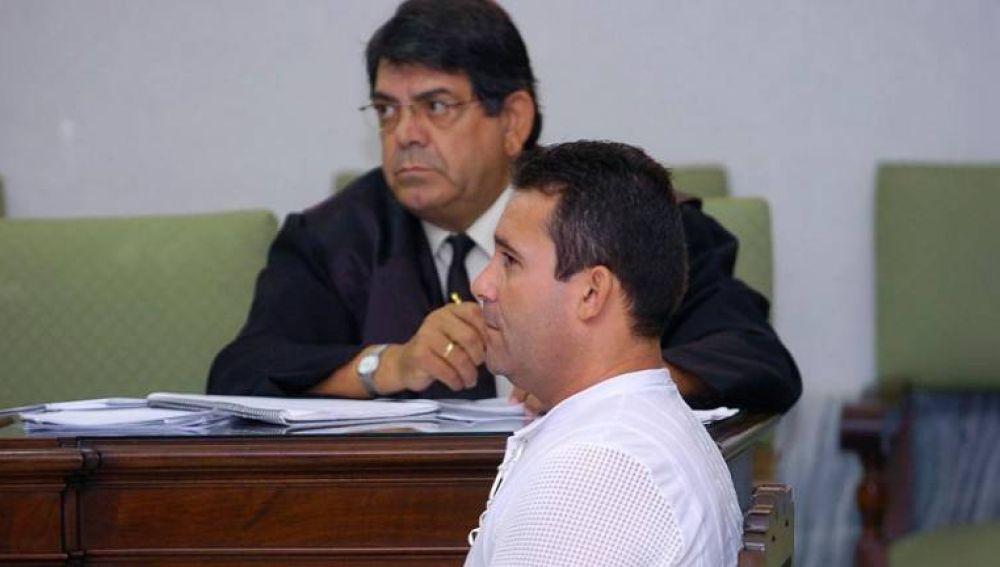 Francisco Mejías González, condenado por el asesinato en 2004 de su mujer
