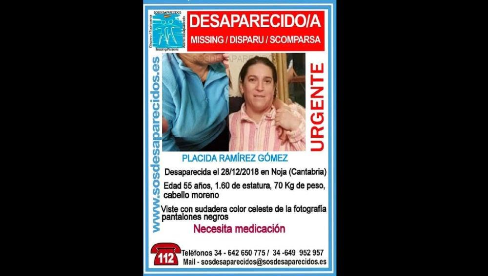 Desaparecida en Noja, Cantabria