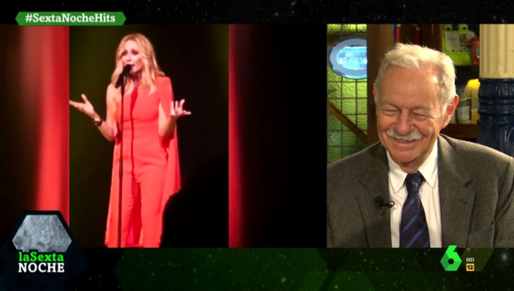 Eduardo Mendoza habla de la versión del himno español de Marta Sánchez