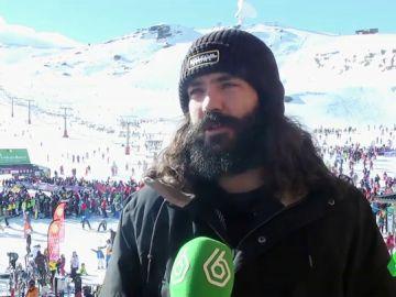 """Regino Hernández, tras hacer historia en Pyeongchang: """"Hay que luchar por los sueños"""""""