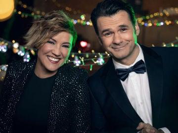 Cristina Pardo e Iñaki López dan la bienvenida al 2019