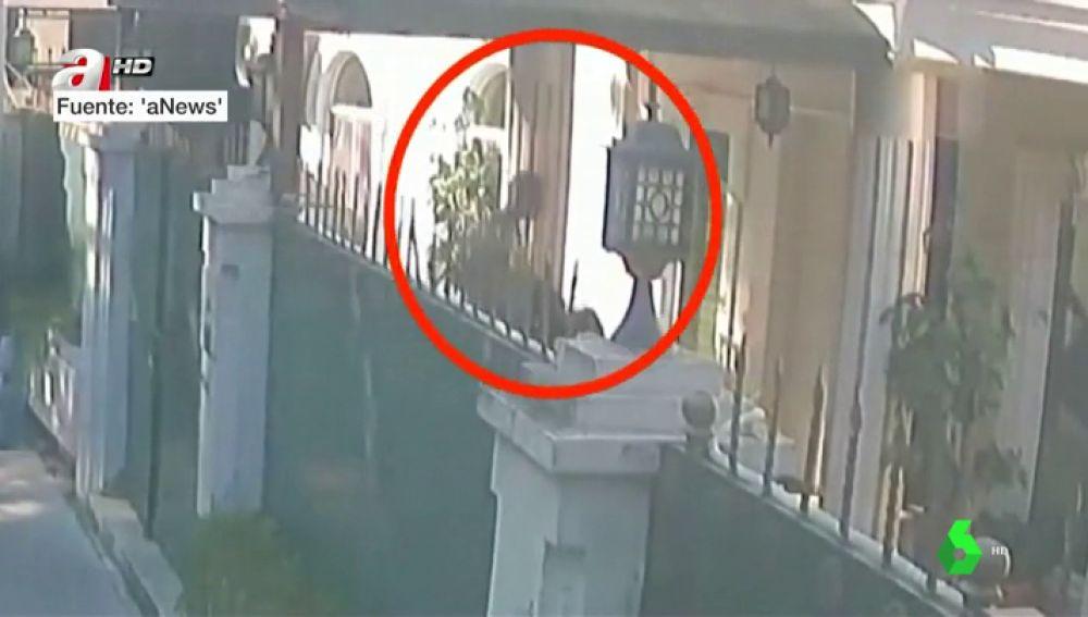 Salen a la luz las imágenes que mostrarían el traslado del cuerpo desmembrado del periodista Jamal Khashoggi