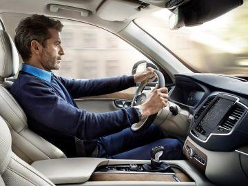 Sentarse bien al volante