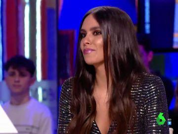 """Cristina Pedroche adelanta en exclusiva los detalles del vestido de las Campanadas: """"Este año me he vestido por los pies"""""""