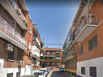 Calle Raigrás, Usera, Madrid