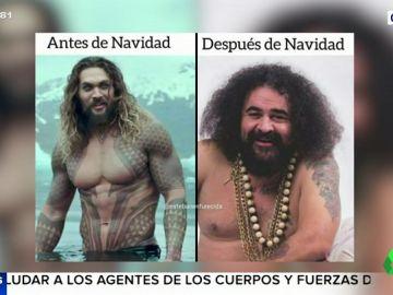 Parecido razonable entre El Sevilla y Aquaman