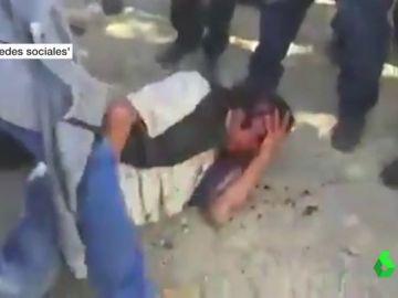 Intentan linchar al hombre que acaba de matar a tiros a un alcalde