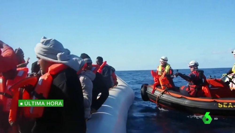 Malta autoriza la entrada del Sea Watch en sus aguas por el empeoramiento de salud de los migrantes