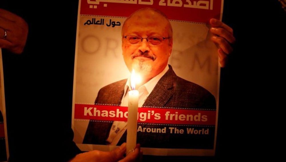 Arabia Saudita condena a muerte a cinco personas por muerte de Khashoggi
