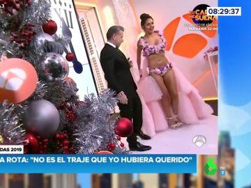 Cristina Pedroche en las campanadas