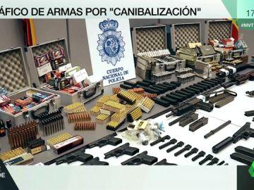 Expediente Marlasca accede al arsenal de un fabricante de armas en Dos Hermanas, Sevilla