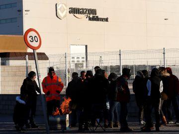 Huelga de Amazon