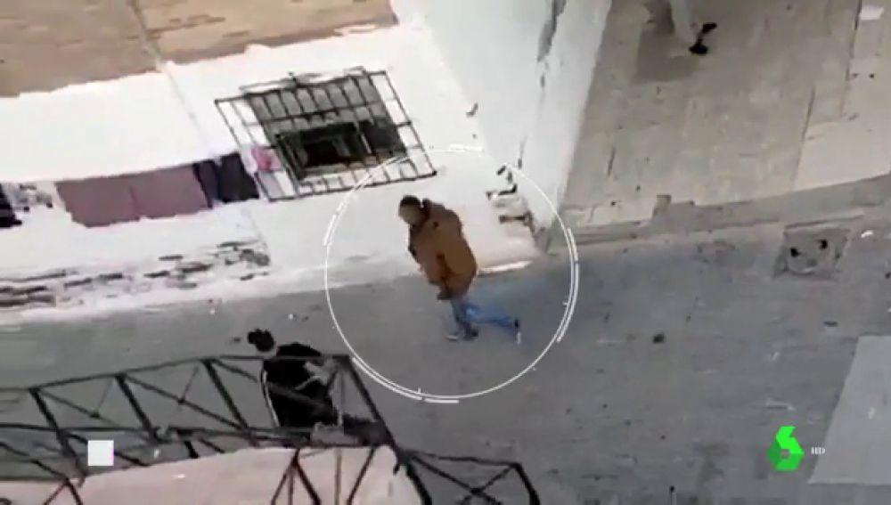 La Policía busca a los implicados de dos tiroteos en Málaga