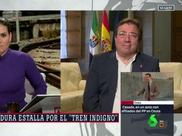 Entrevista a Guillermo Fernández Vara