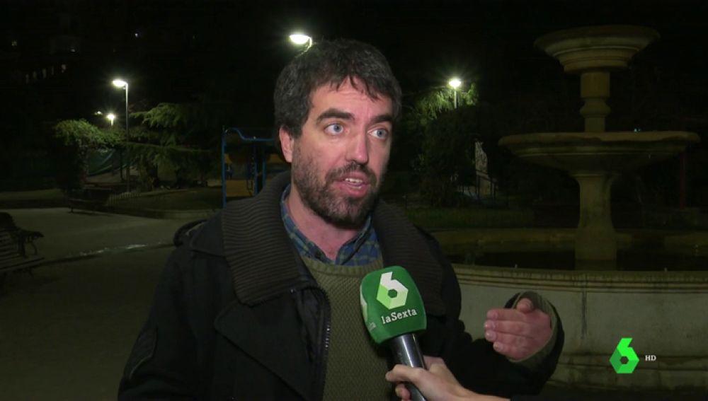 """Un diputado de Podemos denuncia amenazas de muerte en Twitter: """"estabas mejor fusilado"""""""