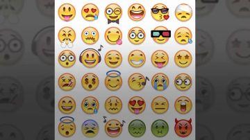 Estos son los emojis más utilizados en todo el mundo