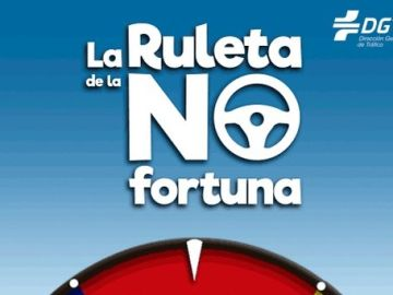 Ruleta de la NO fortuna