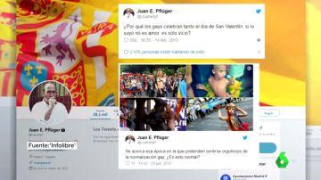 """Los tuits del nuevo responsable de comunicación de Vox: """"Progres y feminazis pueden enfadarse cuanto quieran, pero son feas"""""""